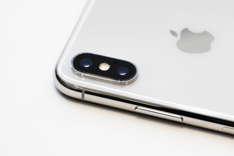 Камеры iPhone X Живые фото iPhone X