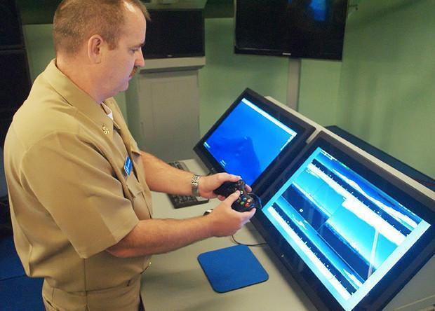 5558c274a9f45455f17bb9380c21562d 1 - Подводные лодки США оснастят геймпадами от Xbox 360