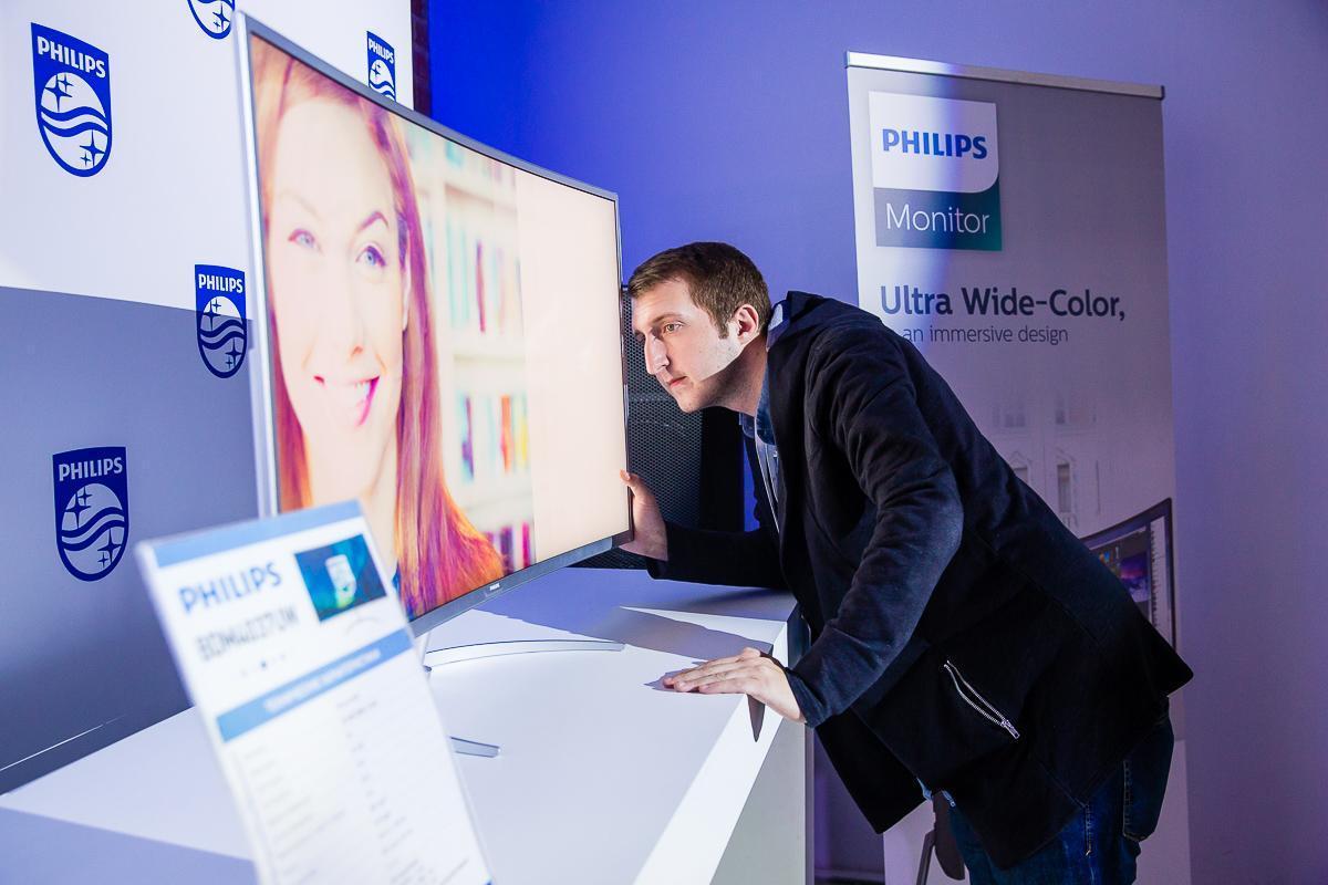 Philips рассказал про тренды в производстве мониторов