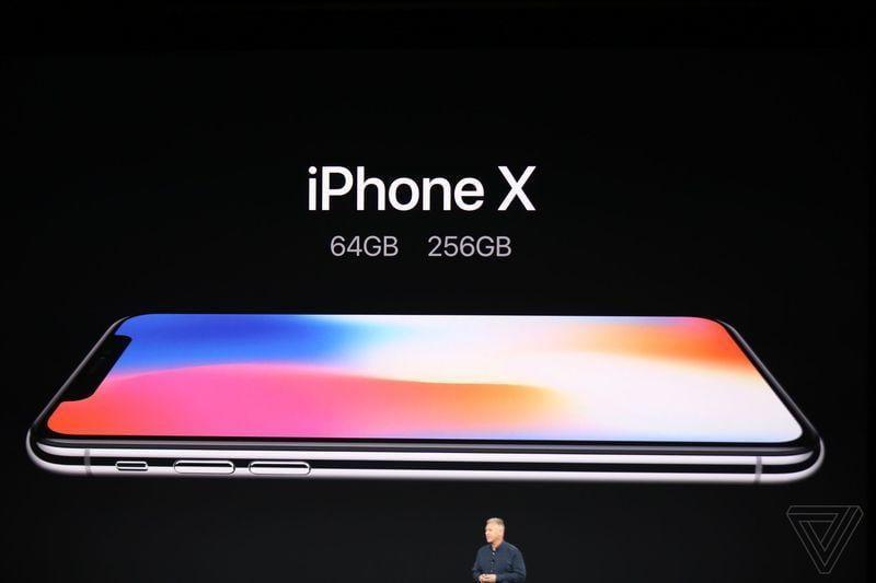 apple iphone 2017 20170912 12115 - Мир не будет прежним. Apple представила iPhone X