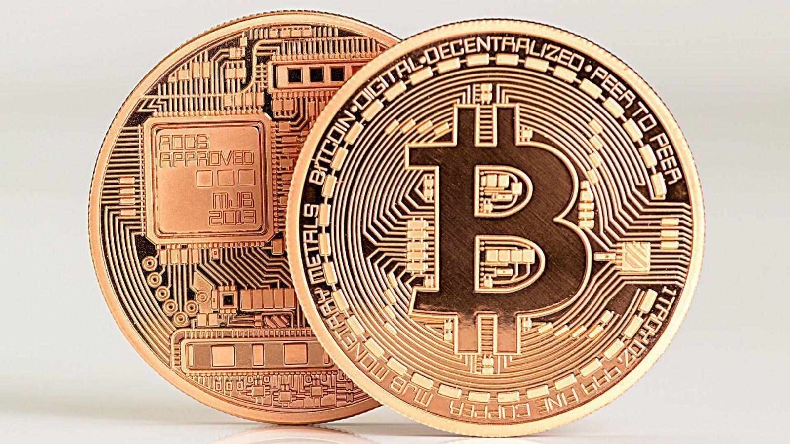 bitcoin - Курс биткоина резко упал