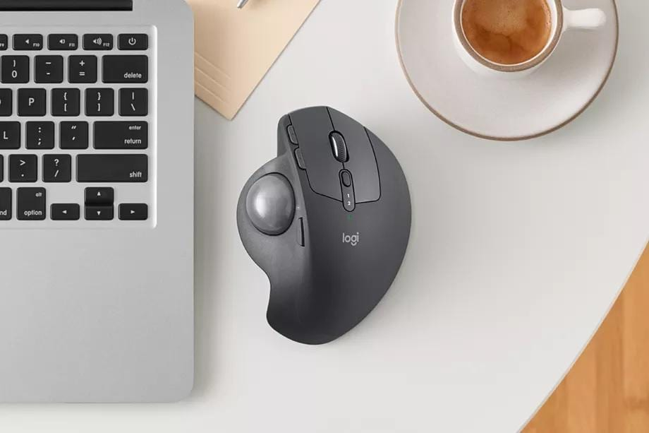 Logitech выпустил свою первую за семь лет мышь с трекболом