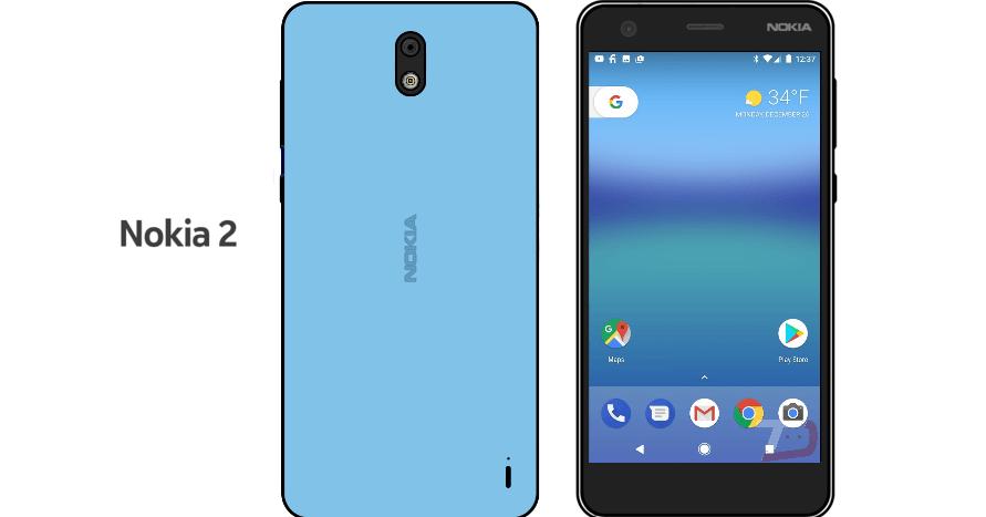 pass - Nokia 2 получил аккумулятор на 4000 мАч