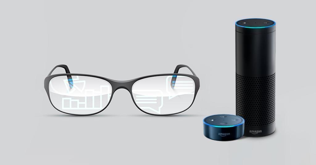 """smartglasses - Amazon """"тайно"""" разрабатывает собственные смарт-очки"""