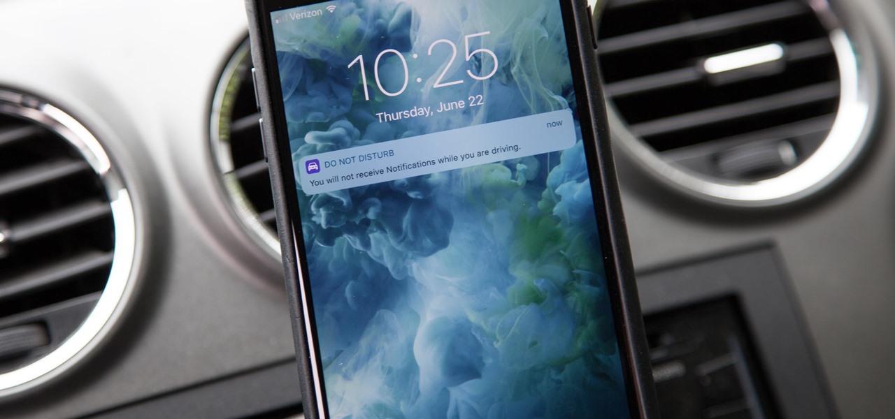 use do not disturb while driving your iphone ios 11 turn off if you dont like.1280x600 - 5 причин установить iOS 11