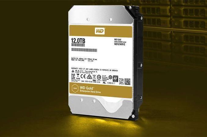 wd gold 12tb 678 678x452 - Western Digital выпустила жёсткий диск WD Gold на 12 Терабайт