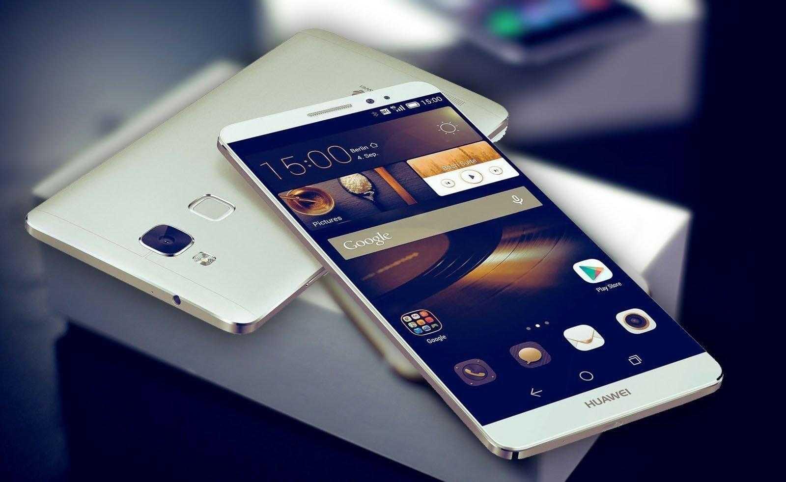 Huawei Mate 9 почти вдвое подешевел в России