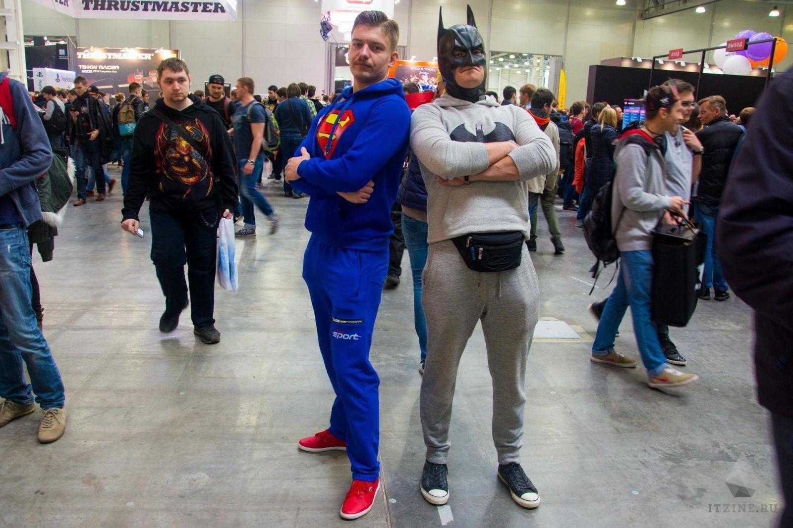 Cosplay 18 of 109 - 18+ Самый необычный косплей на ИгроМир 2017 и Comic Con. Часть 2