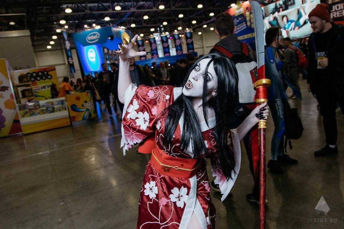 Cosplay 49 of 109 - 18+ Самый необычный косплей на ИгроМир 2017 и Comic Con. Часть 2