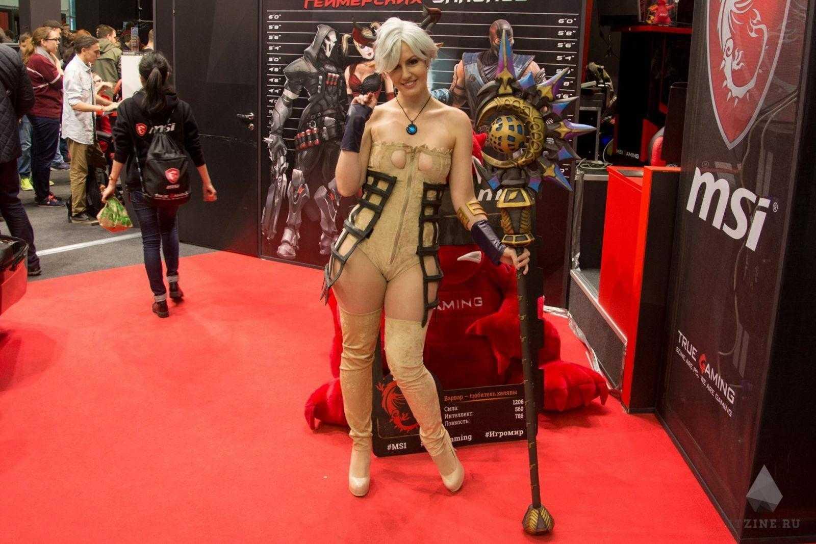 Cosplay 6 of 109 - 18+ Самый необычный косплей на ИгроМир 2017 и Comic Con. Часть 2