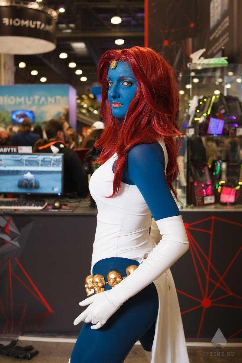 Cosplay 60 of 109 - 18+ Самый необычный косплей на ИгроМир 2017 и Comic Con. Часть 2