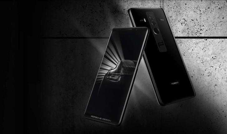Huawei показал фаблет Mate 10