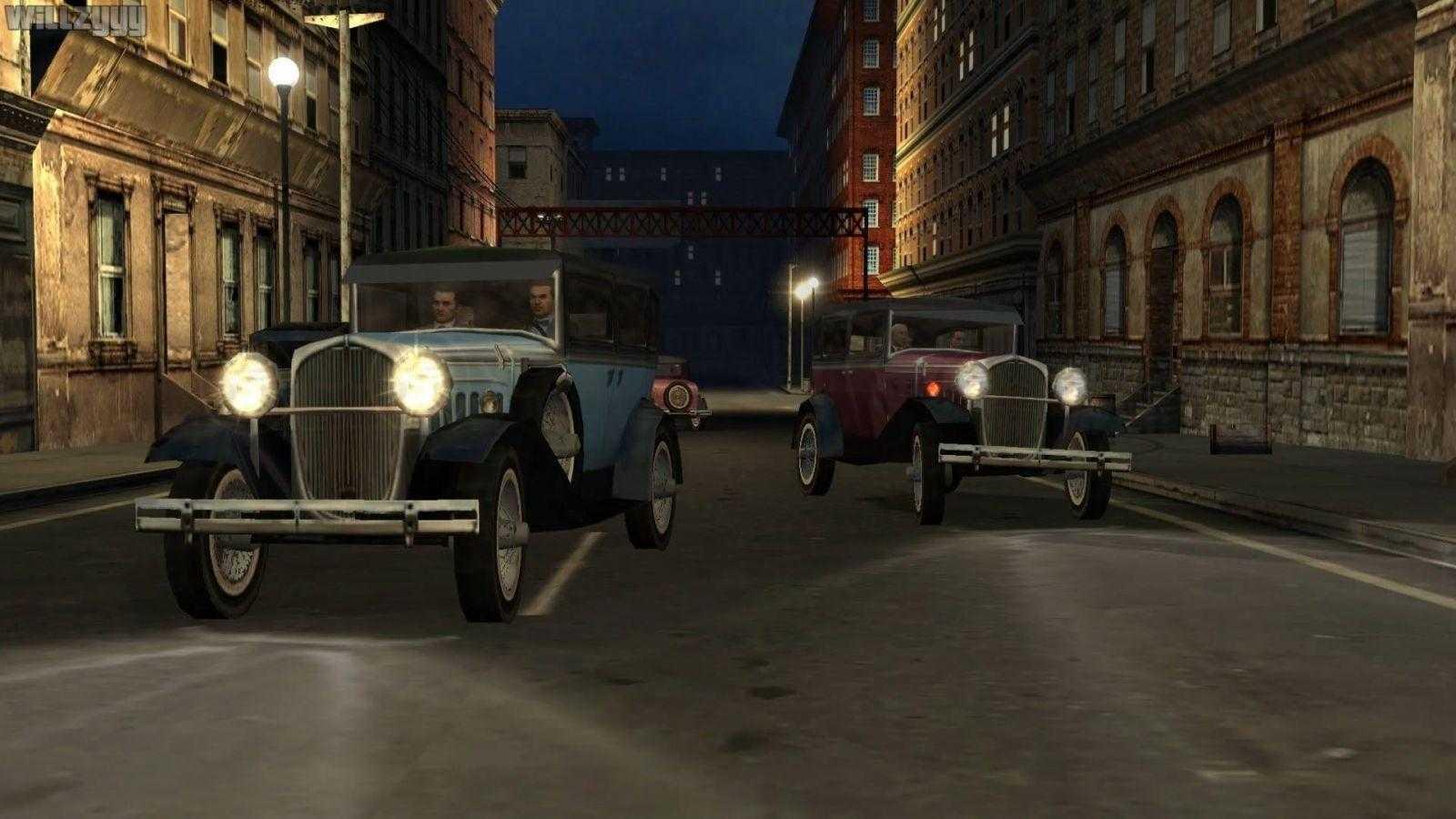 Первая Mafia появилась в GOG