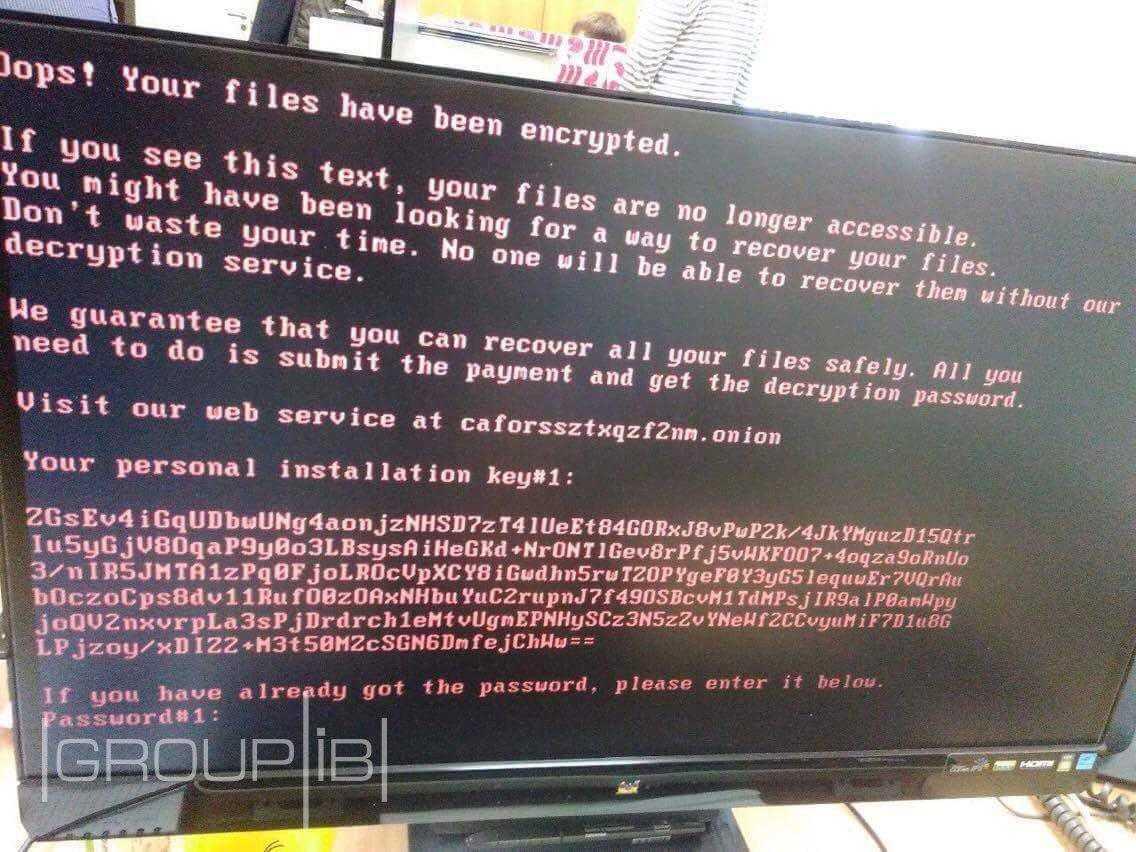Хакеры атаковали компьютеры «Интерфакса», «Фонтанки», а также аэропорта Одессы