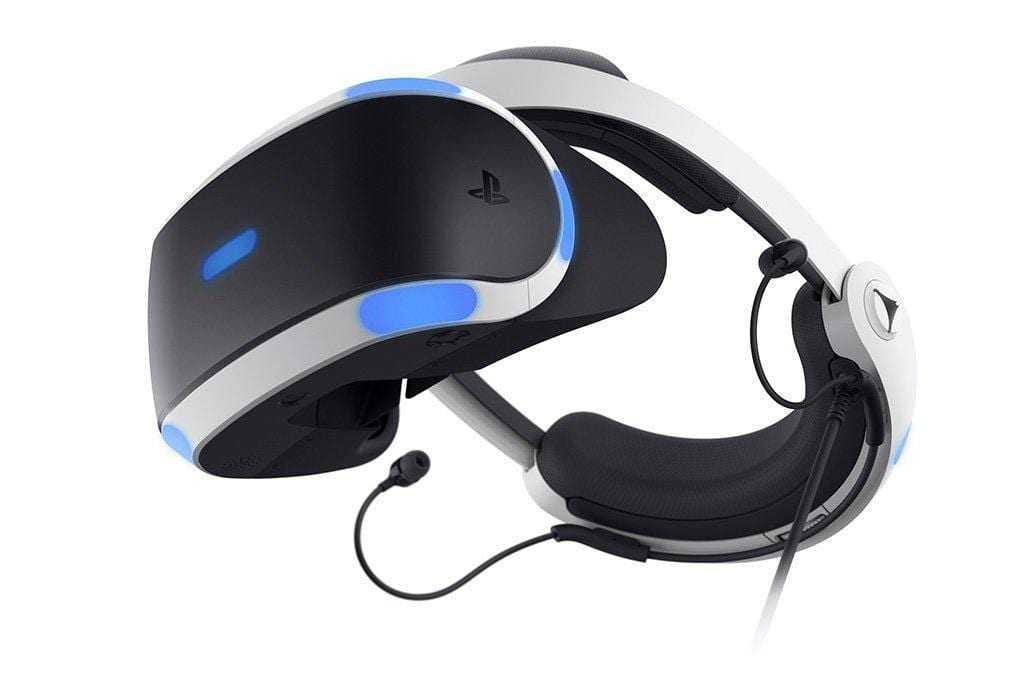 Sony обновила шлем виртуальной реальности PS VR