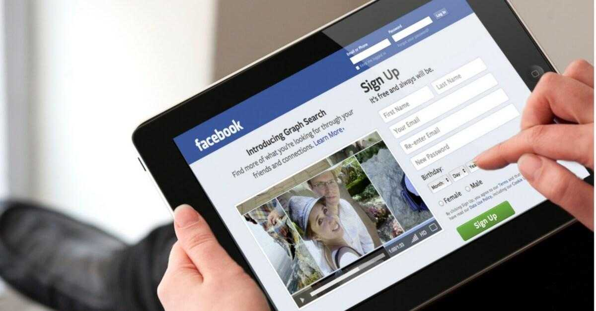 Надежные СМИ Facebook будет отмечать «галочкой»