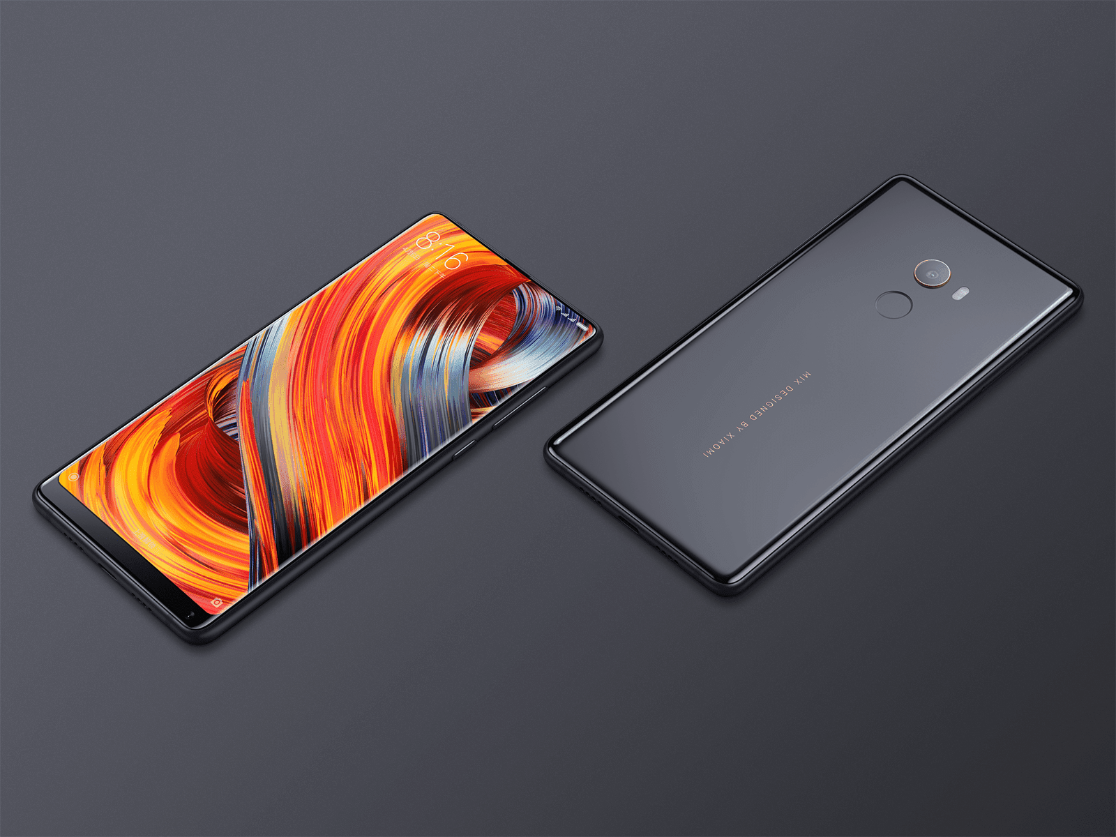 Xiaomi показала Mi Mix 2