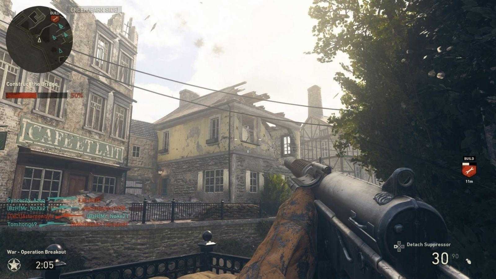 Call of Duty: WWII всё ещё в топах продаж Великобритании
