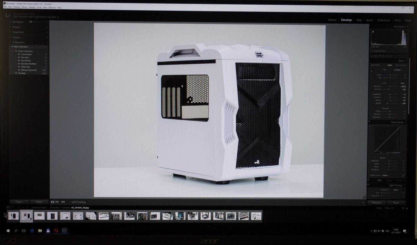 acer 320YaM23 - Обзор монитора Acer ProDesigner BM320