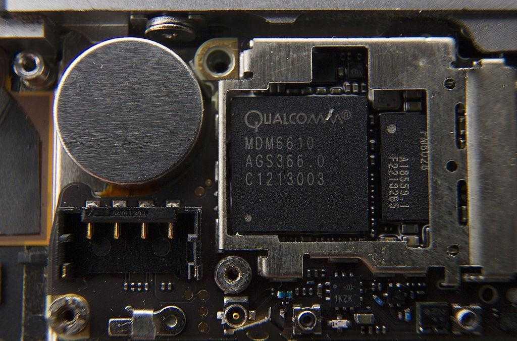 Apple приняла решение отказаться от модемов Qualcomm