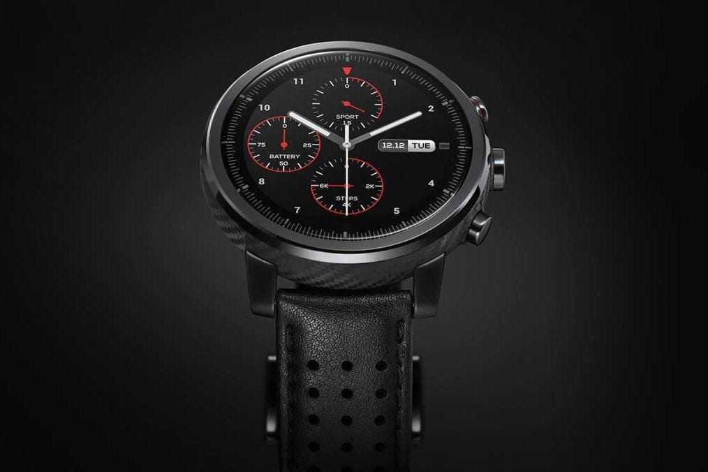 huami amazfit 5 - Дочерняя компания Xiaomi представила умные часы Amazfit 2