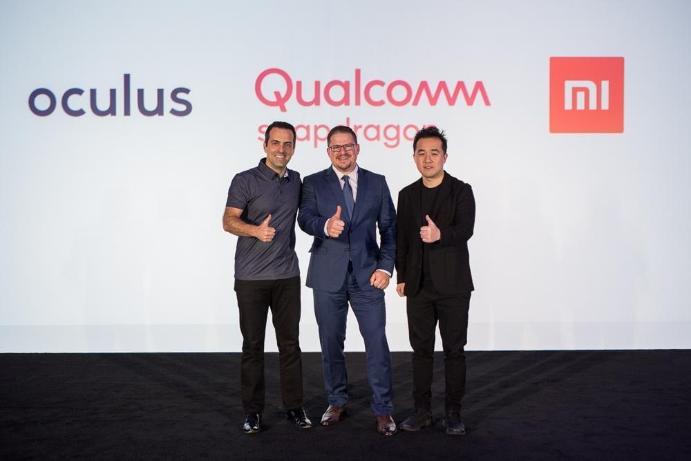 CES 2018: Xiaomi представила VR-гарнитуру