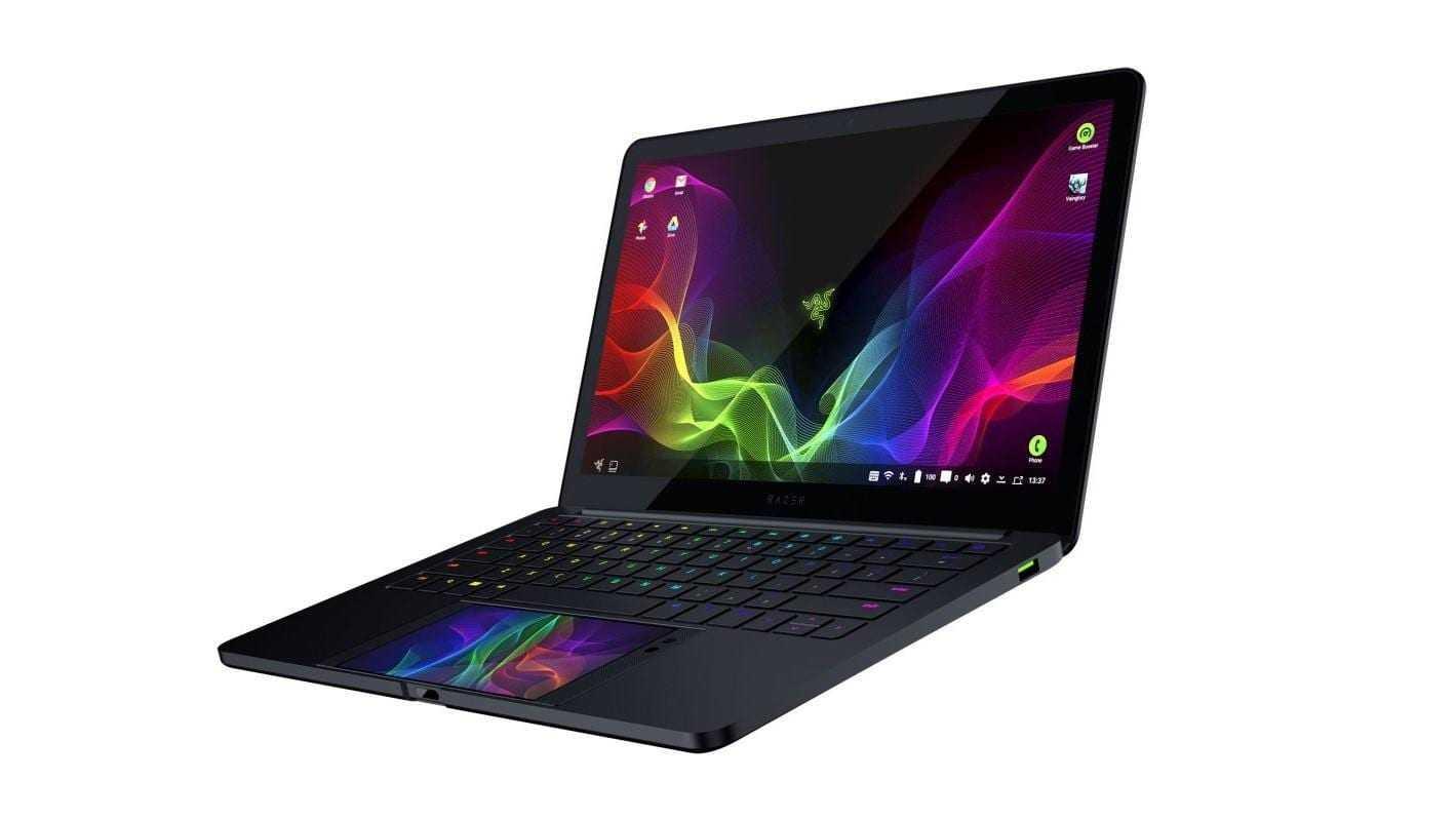 CES 2018: Project Linda превратит Razer Phone в привлекательный ноутбук