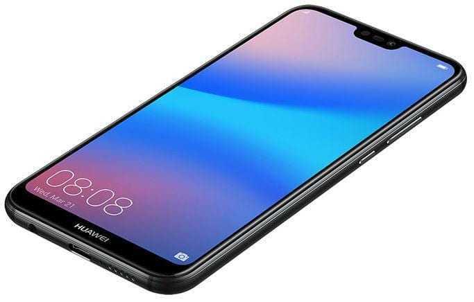 Huawei P20 lite представили в России
