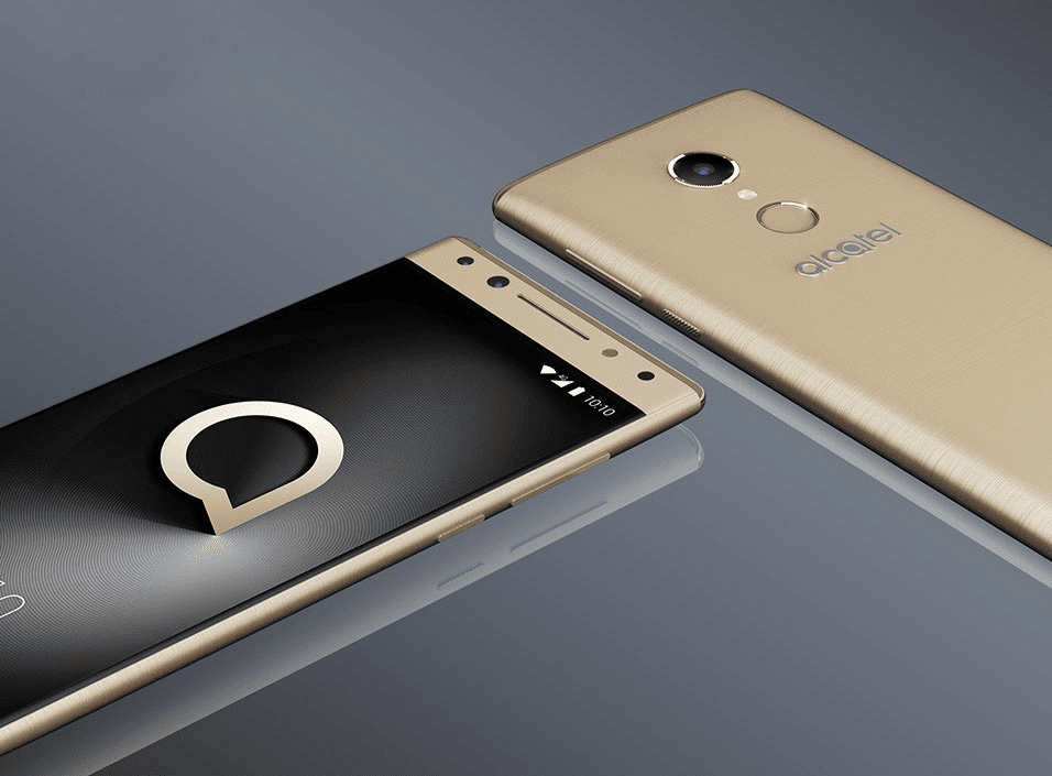 MWC 2018 alcatel 5 2 2 - У Alcatel начались продажи Alcatel 5 и Alcatel 3V в России