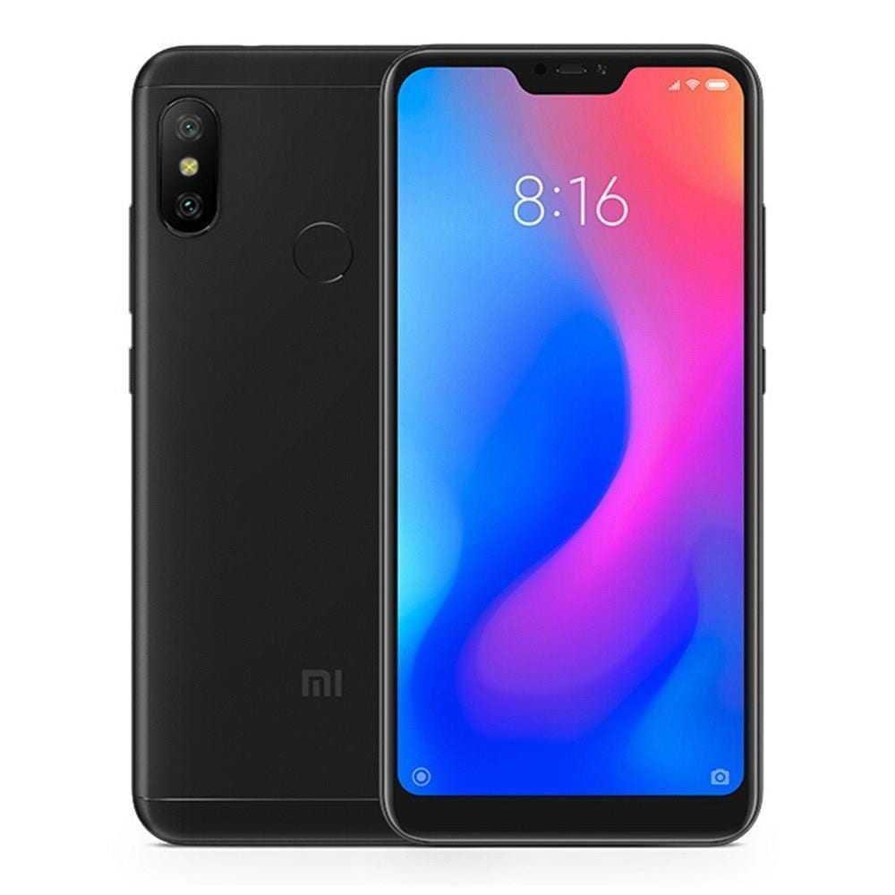 Xiaomi представила смартфоны Mi A2 и Mi A2 Lite
