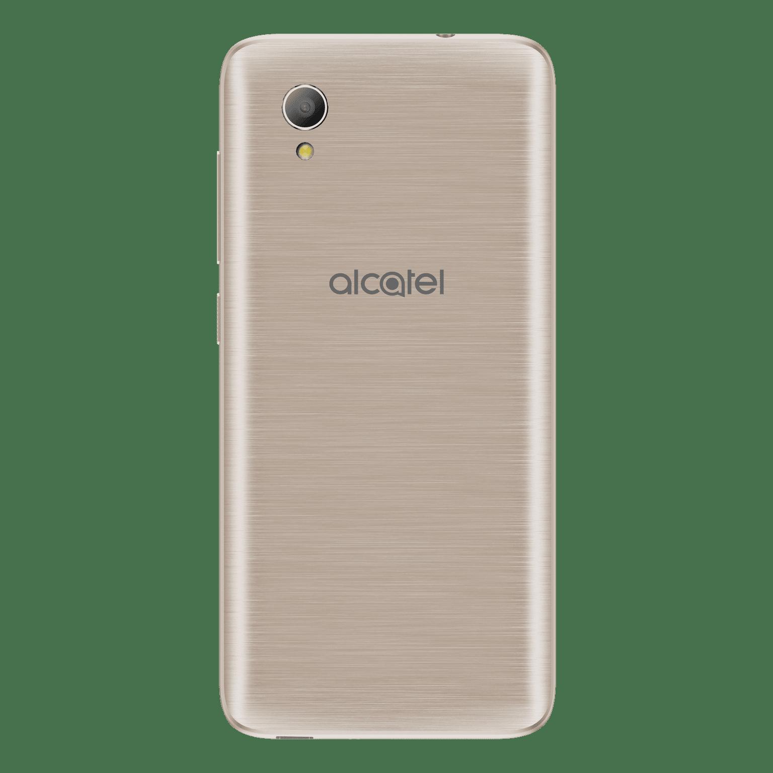 Alcatel выпустил смартфон Alcatel 1 на Android Go