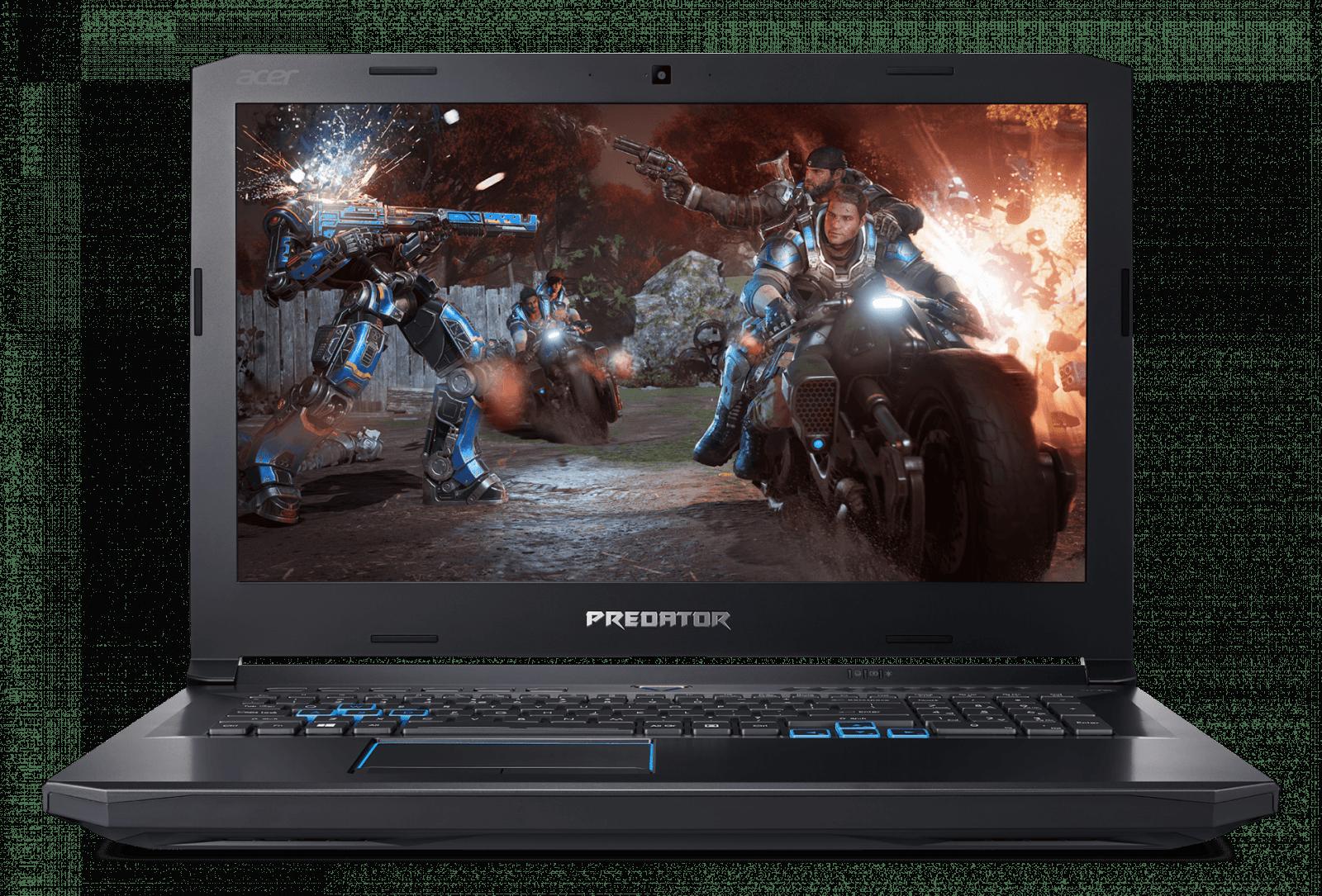 Acer привезла игровой ноутбук Predator Helios 500 в Россию