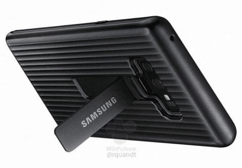 Samsung Galaxy Note 9 показали на фотографиях за две недели до презентации