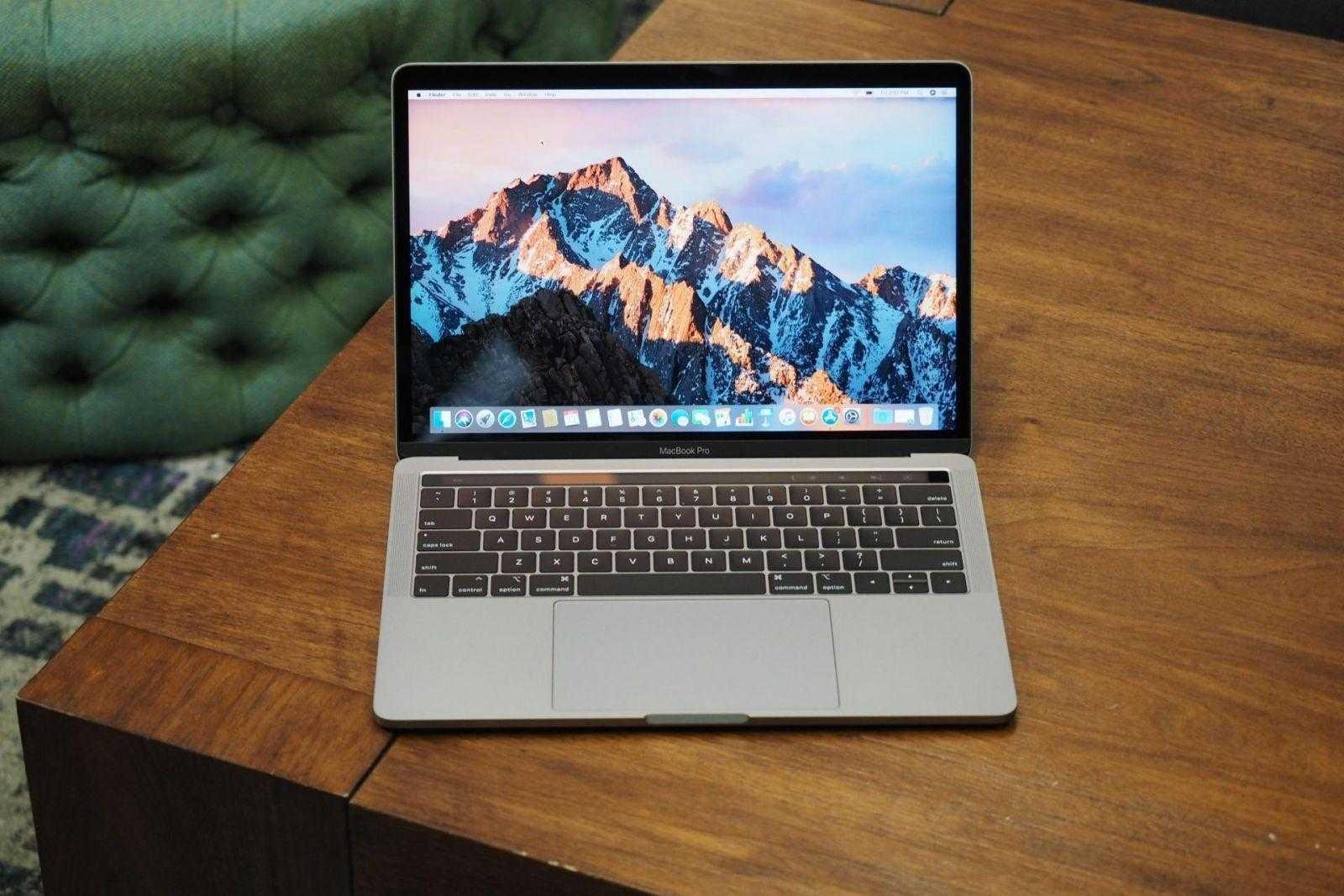 ТОП-9 крутых фишек Apple MacBook Pro 2018