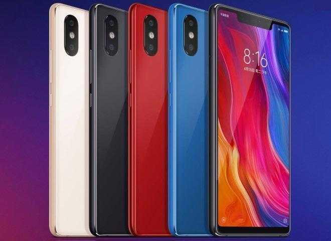 Xiaomi обновила свой флагманский смартфон Mi 8 SE