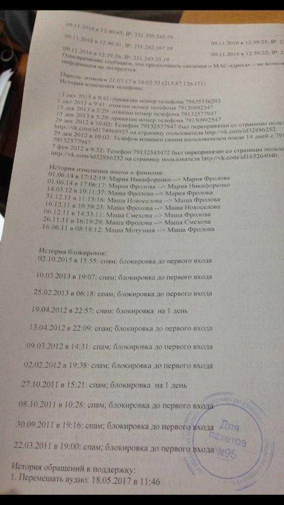 Mail.ru Group «сливала» данные пользователей, а теперь обещает внести изменения в настройках приватности