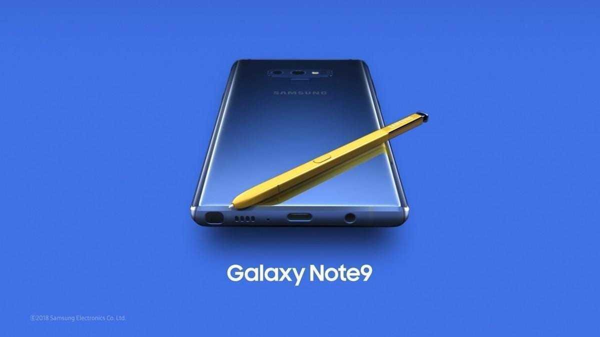 Прямая трансляция презентации Samsung Galaxy Note 9. Unpacked 2018