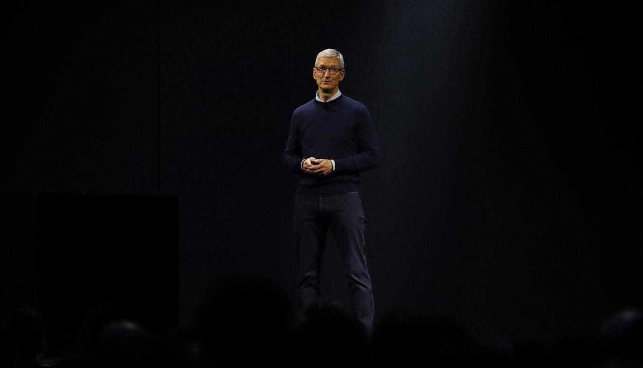 «Финансовая отдача — не главная мера нашего успеха»: Письмо Тима Кука сотрудникам Apple