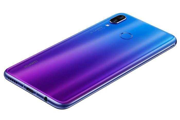 Huawei выпустил Huawei nova 3 в России. Цены и характеристики