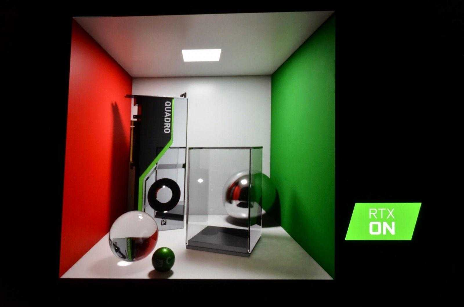 Gamescom 2018. NVIDIA представила видеокарты GeForce RTX 2070 и 2080