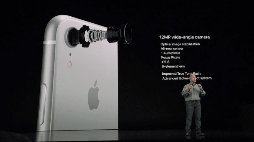 Apple выпустила iPhone XR