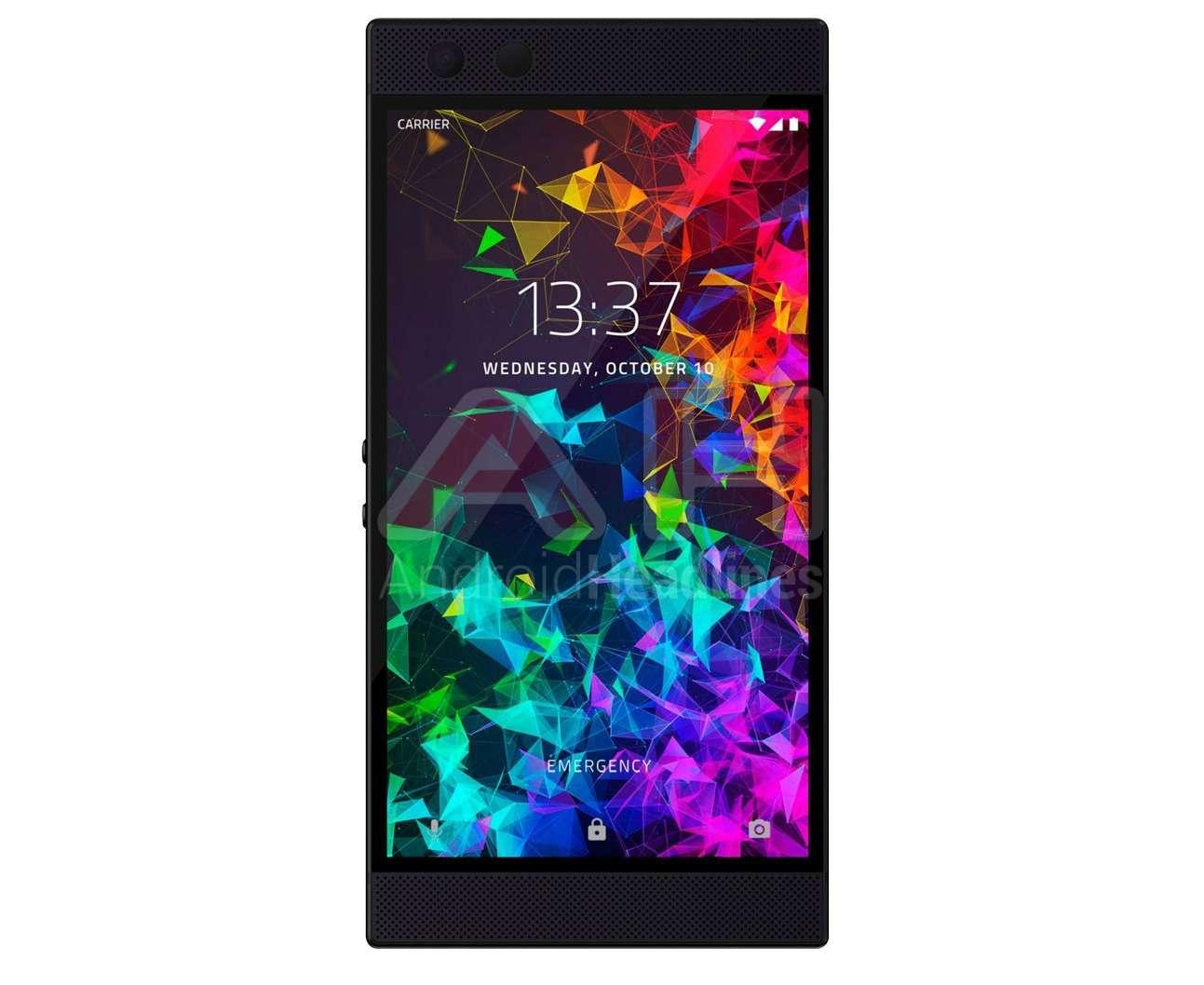 Razer Phone 2 будет представлен 10 октября