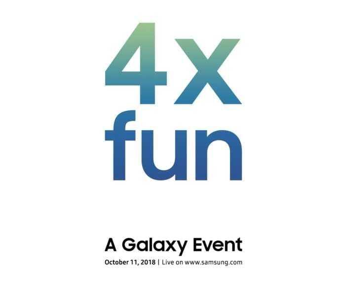 Samsung покажет новый смартфон 11 октября