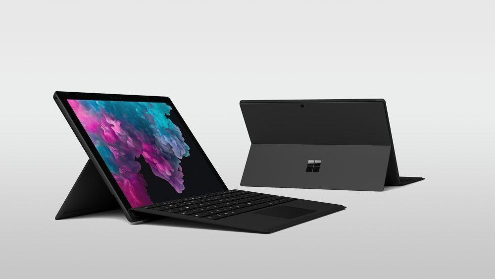 5xiskzsgmlf2 Microsoft Surface Pro 6 получил новые процессоры