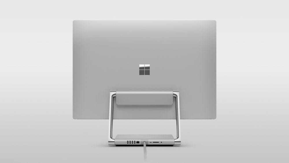 Microsoft представила Surface Studio 2: самый быстрый моноблок