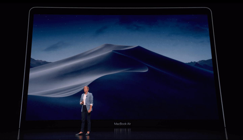 Apple Special Event: Новый MacBook Air с Retina дисплеем