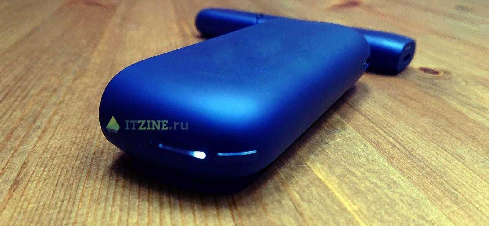 Обзор IQOS 3 и IQOS 3 Multi  Крутое обновление   ITZine ru