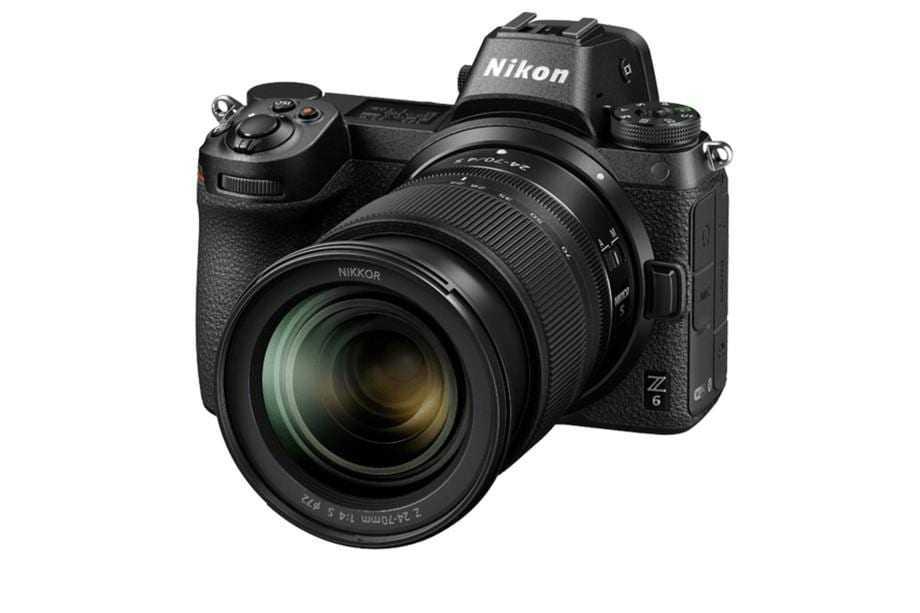 Беззеркальная камера Nikon Z6 поступит в продажу 16 ноября