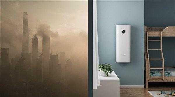 Xiaomi представила «умный» очиститель воздуха Mi Air Purifier