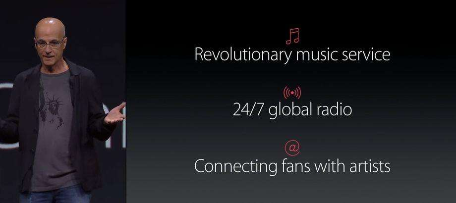 Apple отказалась от функции Connect в Apple Music